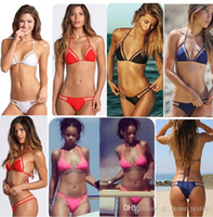 Cheap Bandage Bikini Best Swimwear Women