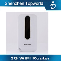 battery router - 2016 Real Gsm Repeater Wifi Portable g g Mifi Pocket Wireless Router Modem with Sim Card Slot with Battery mah Charger Power Bank kate