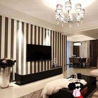 best background patterns - Best Discount M Striped Pattern Wallpaper Rolls High Texture Background Wallpaper Behang Papel De Parede Wall Decal Murals A12