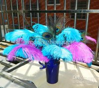 Wholesale high quality cm Ostrich Feather pieces wedding decoration A large number of spot