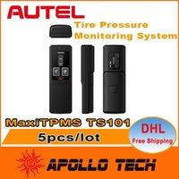 Wholesale Original AUTEL MaxiTPMS TS101 Universal TPMS Sensor Activation Tool DHL