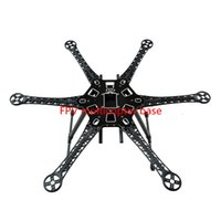 antenna central - HMF S550 FPV Hexacopter axle Rack Frame Kit W PCB Central Plate Quadcopter DJI F550 Upgraded Version order lt no track