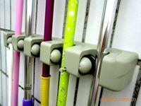 Wholesale MOP Broom organizer with slots mop frame broom frame receive frame tool frame rack