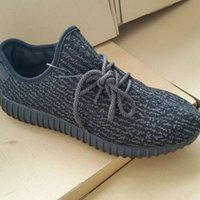 Cheap 2016 Yeezy Season Kanye Fashion Yeezy Boost Moonrock Black air Running Sports Shoes Yeezys 350 Boosts Grey Women Men Shoes