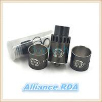 Pétri rda Prix-Alliance RDA Tank Clone 22mm Gouttes Atomiseur 304 Acier Inoxydable Peek Isolateur DIY Ecigarette Vaporisateur pour SMPL, remorqueur, petri mod