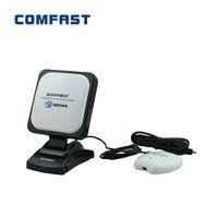 sinmax - High power wifi usb adapter Sinmax SI NA sky wireless antenna signal long range wifi adapter
