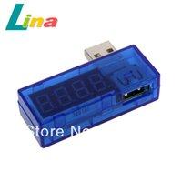 Wholesale USB Power Current Tester Voltage Mobile Current Test Voltage Detector V V