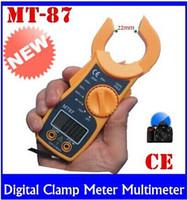 ac dc current clamp meter - New Digital Clamp Meter Digital AC Voltage DC Voltage DC Current Resistance Clamp Multimeter