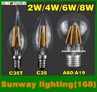 120v led light bulb - E14 LED Candle Bulb Lights Edison e12 e27 Dimmable w w w led Candle Bulb crystal lamp chandelier warm cool white bright lamp