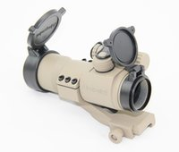 army scopes - Rifle Scope Military Red Green Dot Sight Rifle Scope Hunting Perfect M2000 RD3000 Red Dot Green Dot pc Army Rifle Scope High Quality