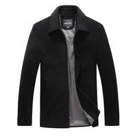 brand winter jacket for men - 2014 NEW Casual Men Jacket Brand Autumn and Winter Coat Jackets For Men Coats men s slim outerwear Mens Coat Winter Overcoat