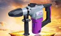 Wholesale hot selling high quality powerful professional demolition electric hammer with electric pick widely used in Industrial