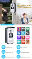 bell wireless network - KKMOON WIFI Video MP Network Home Doorphone Wireless Visual Phone Control Outdoor Indoor Door Bell