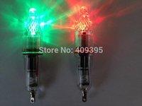 Wholesale 10pcs cm m Shine LED fishing light Deep water Fishing Light LED fishing lure super good quality