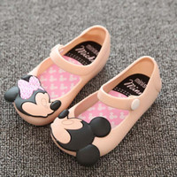 Wholesale Mickey Minnie Shoes For Kids Childrens Shoes Kids Casual Shoes Boys Girls Shoes Child Shoes Children Casual Shoes Kids Footwear C15532