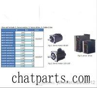 Wholesale New AC Servo Motor Drive Compete Set KW Nm rpmNew AC Servo Motor Drive Compete Set KW Nm rpm