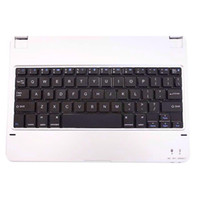 Wholesale Wireless Keyboard With Slot Magnetic Keyboard Case Cover For iPad Air Inch Android Tablet PC