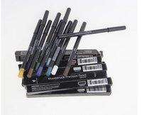 Wholesale Unique Eye Shadow Moodstruck Precision EyeLiner Pencil colors Waterproof Eye Liner Shadow Eyeliner Pencil Pen Cosmetic Makeup BJ D5790