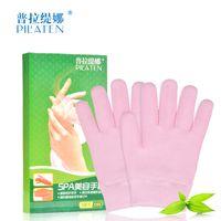 Wholesale 50pair PILATEN SPA gel moisturizing gloves skin whitening moisturizing exfoliating hand mask hand care gloves