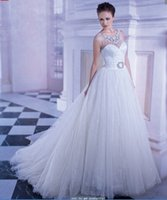 Cheap A-Line 2014 Wedding Dresses Best Reference Images Jewel A Line Wedding Dresses