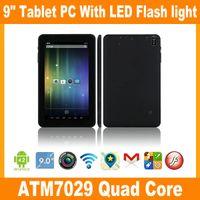 atm camera - 9 quot inch ATM Quad Core tablet dual camera HDMI with flash light Big battery mah Android JBD