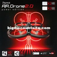 Wholesale Big Promotion Original AR Drone Quadricopter Power Edition