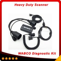 automotive trailers - 2016 Newest Professional Diagnostic Interface WDI WABCO DIAGNOSTIC KIT For Some Trailers and Trucks