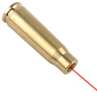 Wholesale CAL x Cartridge Red Laser Bore Sight Boresighter Brass Battery VE761 W0