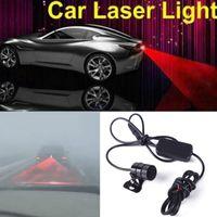 Wholesale New Car Anti Collision Laser Warning Light Brake Tail Lamp Anti Fog Laser Lamp
