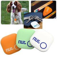 Wholesale Nut Mini Tag Anti Lost Smart Bluetooth Tracker Child Pet Key GPS Finder Alarm Locator for iphone plus