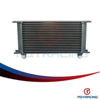 Wholesale PQY STORE ROW AN AN UNIVERSAL ENGINE TRANSMISSION OIL COOLER PQY7019BK