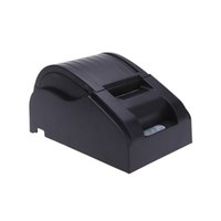 Wholesale High Speed mm USB Thermal Printer mm s POS Dot Receipt Small ticket Barcode Paper Printer for Supermarket Bank Restaurant order lt no tr
