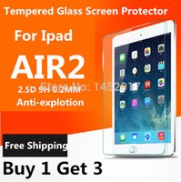 apple ipad buy - Buy Get Uniteck D H mm Anti Explosion Tempered Glass Screen Protector For Apple Ipad air2 With Retail Package
