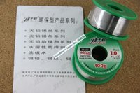 Wholesale High lightness tin line Non Clean Active Soldering Tin Thread diameter mm weight g length mm