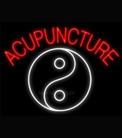 acupuncture store - Acupuncture Yin Yang Neon Sign Avize Neon Nikke Air Jorddan Neon Sign Real Glass Tube LOGO Nbaa Jersey Beer Bar Sign Store