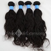 dhgate - Dhgate Cheap Virgin Peruvian Natural Wave Hair Weave Real Human Hair Extensions