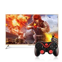 Wholesale Wireless Bluetooth Joypad Wireless Controller Gamepad Joystick For TV BOX PlayStation PS3 Game Controller Joystick for Android Video Game