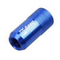 Wholesale 20x D1 Spec JDM Racing Wheel Lug Nuts Screw M12X1 for Honda Ford Toyota Blue PTCT M10736