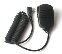 Écouteur fonctionnel de radio bidirectionnel de main d'écouteur RDO-JM01 de talkie-walkie de microphone d'orateur d'écouteur de PTT de la vente chaude, Livraison gratuite