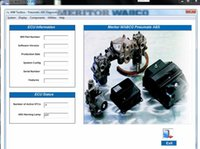 automotive patches - Meritor Wabco Toolbox unlock patch