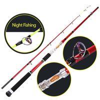 Wholesale 1 m boat jigging trolling fishing rod for big game spinning fishing rod pole tackle tools vara de pesca de