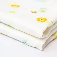 Wholesale Bamboo fiber gauze trade of the original single cotton baby child cool in summer and blankets blankets towels towel more than