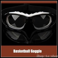 basketball play designer - Football Basketball Playing Sport Wear Protective Goggles Plain Glasses Designer Men ASTM F803 Basketball Goggles Eyewear
