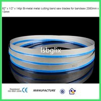band saw - 82 quot x quot x tpi Bi metal metal cutting band saw blades for bandsaw mm x mm