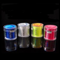 Wholesale Cheap Sale Japan m Daiwa Fishing Line Super Strong Nylon Braided Fishing Tackle Material