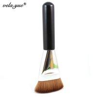 Wholesale Premium Flat Contour Brush Large Face Blend Makeup Brush
