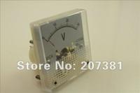 Wholesale-1 PCS 0 ~ 30V DC 91C4 Аналоговый Вольт Напряжение метр панели вольтметр *