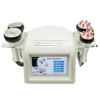 Wholesale 5 IN1 K Cavitation Ultrasonic RF Radio Frequency Multipolar Vacuum Machine Sliming weight loss