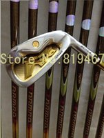 golf irons - golf clubs honma Beres IS irons set AS Star graphite shaft golf irons include headcover