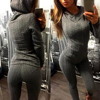 Wholesale New autumn winter Hoody women Sweater twist of hooded head fleece casual Hoodie